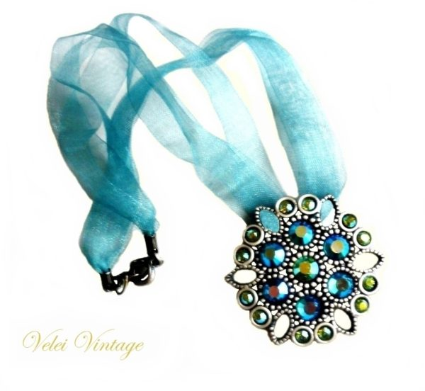 gargantilla-collar-de-fiesta-ceremonia-boda-bisuteria-cristal-swarovski