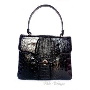 bolso-cocodrilo-negro-vintage-lujo