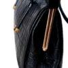 bolso vintage de color negro