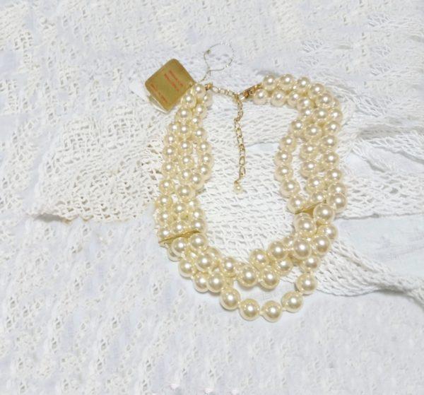 gargantilla y pulsera de perlas manacor, mallorca, novias