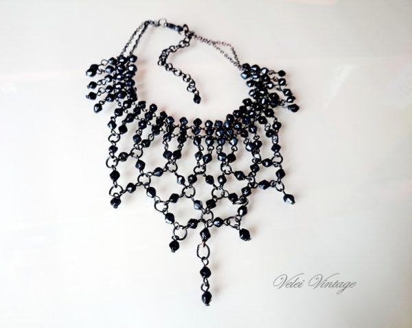 collar-vintage-de-fiesta-ceremonia-noche