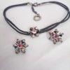 conjunto-de-collar-y-pendientes-vintage-gargantilla-regalos