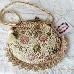 bolso limosnera, clutch de fiesta, vintage, ceremonia, boda, fallera, novia, vintage,