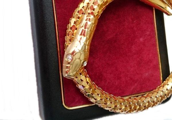 pulsera-vintage-brazalete-serpiente
