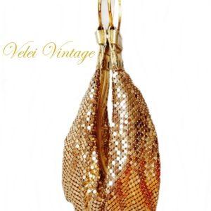 bolso-clutch-fiesta-boda-ceremonia-noche-invitadas, dorado, pulsera