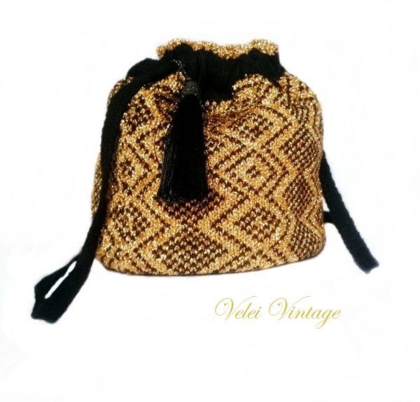 limosnera-vintage-negro-dorado-bolso-de-fiesta-bombonera-clutch