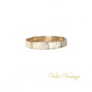 brazalete-de-nacar-pulsera-antigua-bronce