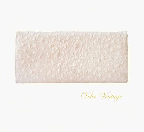 bolso-de-mano-cuero-piel-avestruz-genuino-blanco-vintage