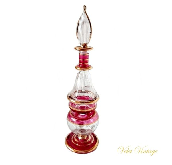 antiguo-perfumero-de-cristal-de-bohemia-oro-antiguedades