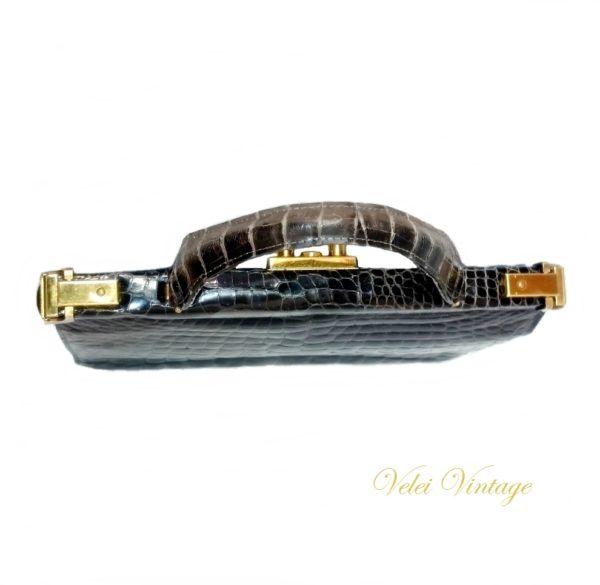 bolso-vintage-cocodrilo