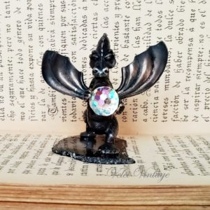 pisapapeles-regalo-dragon-bronce-cristal-checo-tallado
